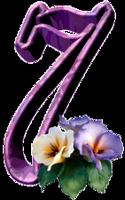 "Chiffres ""Fleurs"" 0efd17b8"